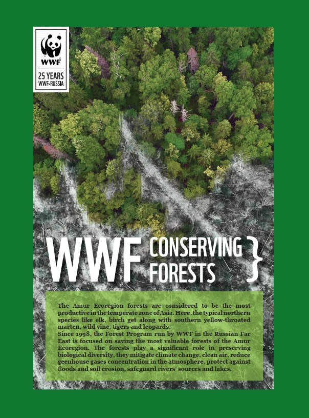 WWF Conserving forests