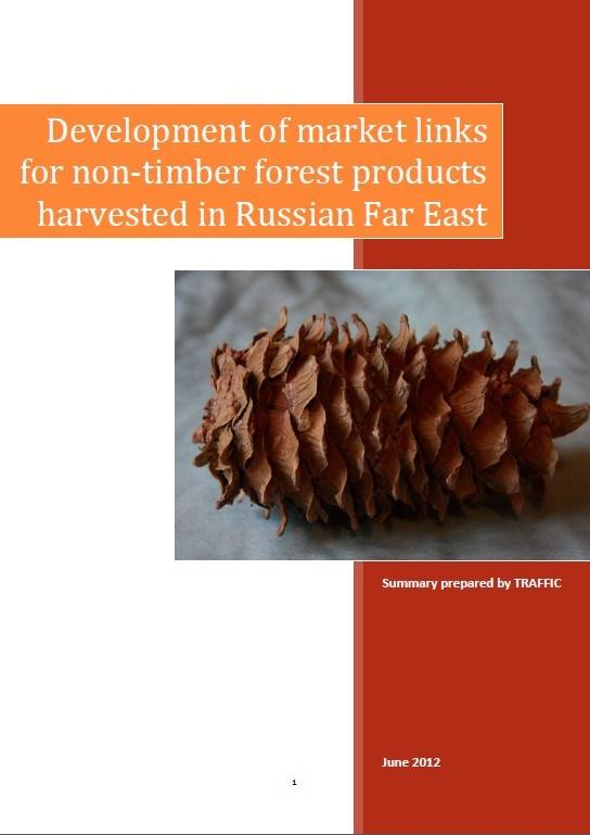 Development of market links for non-timber forest products harvested in Russian Far East