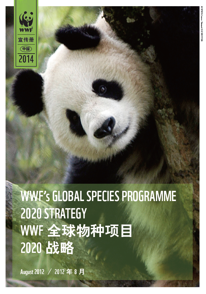 Global Species Programme 2020 Strategy