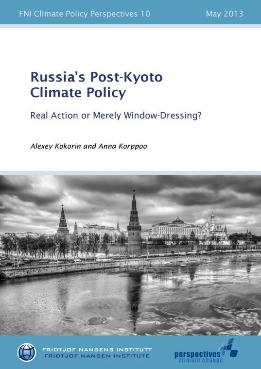 Russia's Post-Kyoto Climate Policy